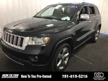 2013 Jeep Grand Cherokee 4WD 4DR OVERLAND Norwood MA