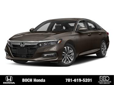 2018 Honda Accord Hybrid EX SEDAN Norwood MA