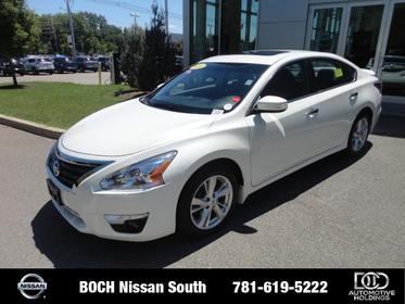 2015 Nissan Altima 2.5 SV 4dr Car North Attleboro MA