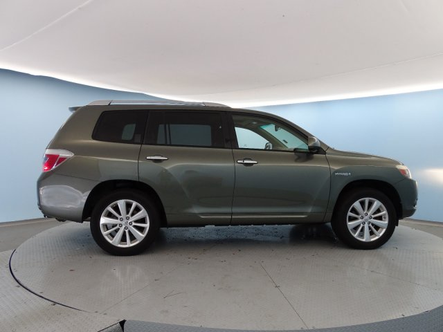2010 Toyota Highlander Hybrid LIMITED W/3RD ROW Sport Utility North Charleston SC