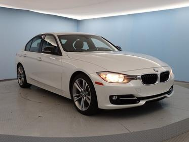 2014 BMW 3 Series 328I 4dr Car Slide 0