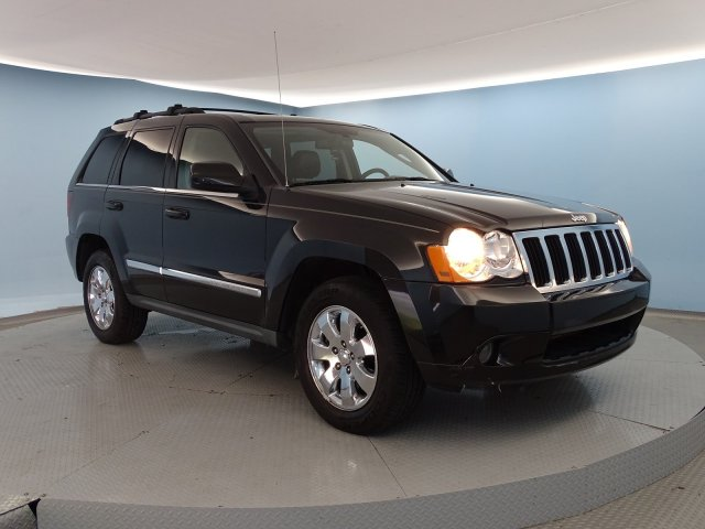 2009 Jeep Grand Cherokee LIMITED Sport Utility Slide