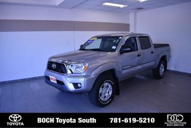 2014 Toyota Tacoma 4WD DOUBLE CAB V6 AT (NATL) Short Bed