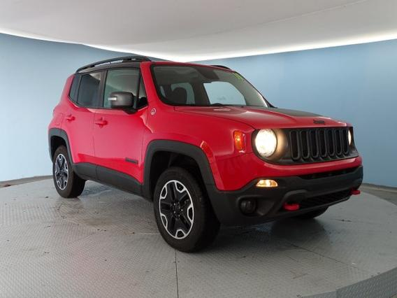 2016 Jeep Renegade TRAILHAWK Sport Utility Slide 0