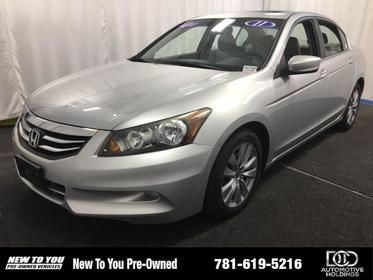 2011 Honda Accord 4DR V6 AUTO EX-L Norwood MA