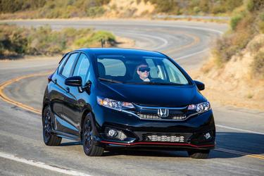 2019 Honda Fit SPORT Hatchback Slide