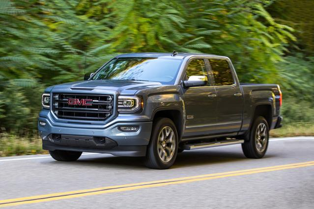 2017 GMC Sierra 1500 Slide 0