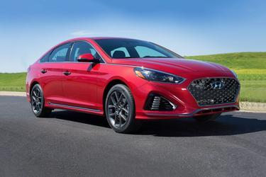 2018 Hyundai Sonata SPORT+ 2.4L