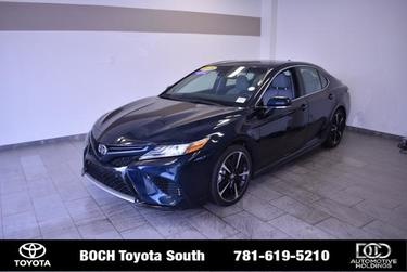 2018 Toyota Camry XSE V6 4dr Car North Attleboro MA
