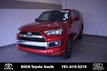 2018 Toyota 4Runner LIMITED Sport Utility