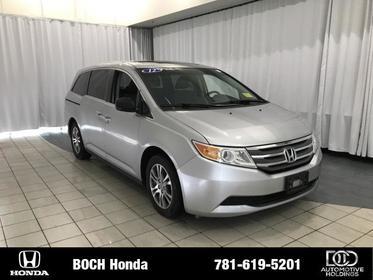 2012 Honda Odyssey 5DR EX-L W/RES Norwood MA