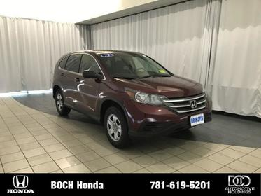 2012 Honda CR-V 2WD 5DR LX Norwood MA