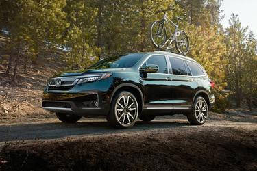 2019 Honda Pilot TOURING 7-PASSENGER SUV Merriam KS