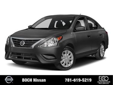 2018 Nissan Versa 2018.5 S MANUAL Norwood MA