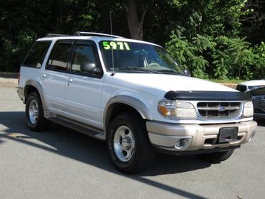 2000 Ford Explorer EDDIE BAUER Greensboro NC