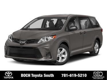 2018 Toyota Sienna LE FWD 8-PASSENGER Mini-van, Passenger