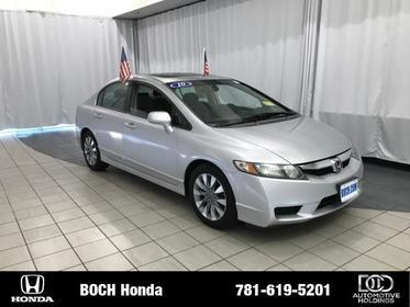 2010 Honda Civic 4DR AUTO EX