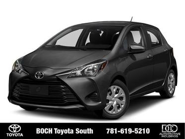 2018 Toyota Yaris 5-DOOR L AUTO 4dr Car North Attleboro MA