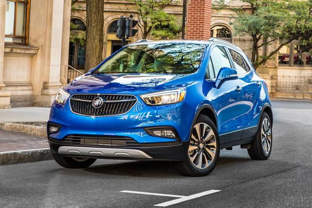 2019 Buick Encore PREFERRED Sport Utility Slide 0