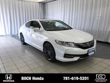 2016 Honda Accord 2DR V6 AUTO EX-L Norwood MA