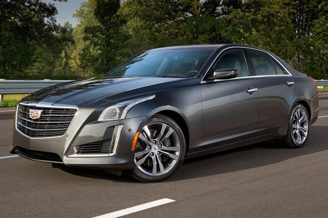 2017 Cadillac Cts Sedan LUXURY RWD 4dr Car Hillsborough NC