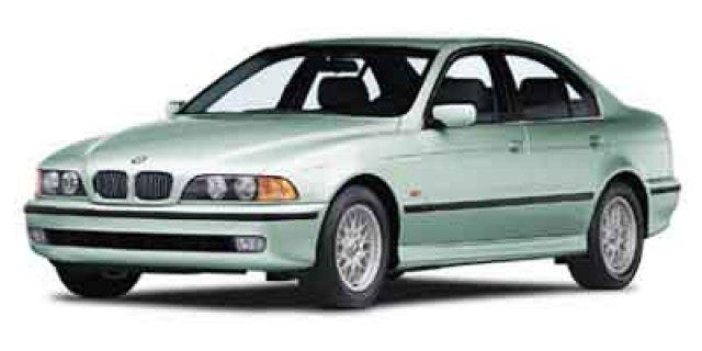 2000 BMW 5 Series 528I 4dr Car Slide 0