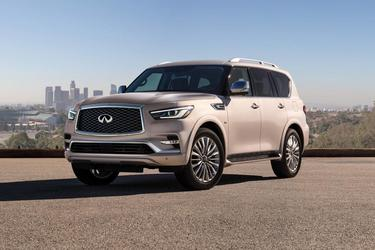 2018 INFINITI QX80 BASE Slide