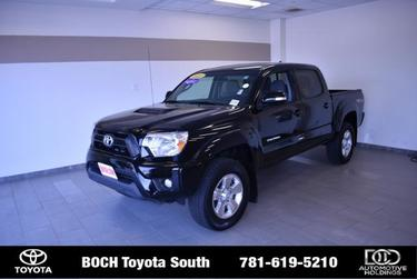 2015 Toyota Tacoma 4WD DOUBLE CAB V6 AT (NATL) Short Bed North Attleboro MA