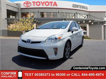 2015 Toyota Prius THREE Hatchback Las Vegas NV