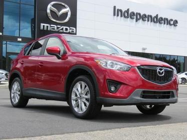 2014 Mazda Mazda CX-5 GRAND TOURING Slide