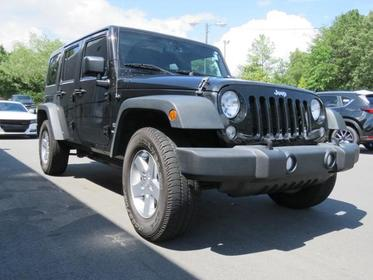 2015 Jeep Wrangler Unlimited SPORT Slide