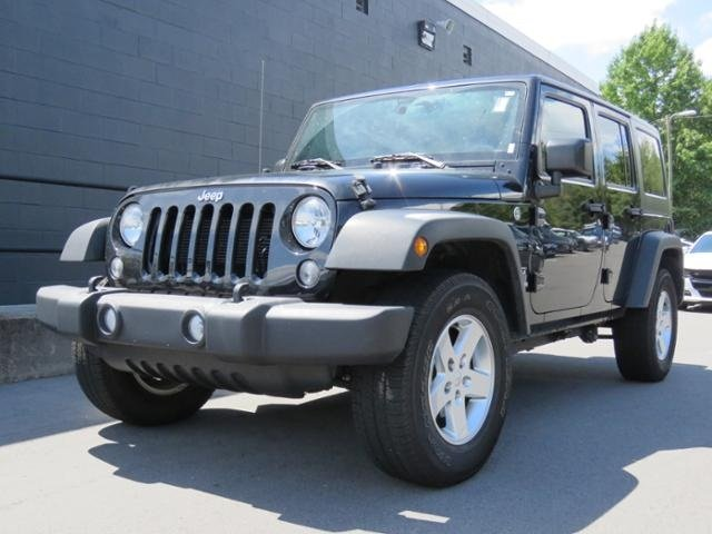 2015 Jeep Wrangler Unlimited SPORT Charlotte NC