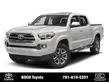 2018 Toyota Tacoma LIMITED DOUBLE CAB 5' BED V6 4X4 AT Norwood MA