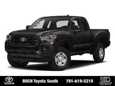 2018 Toyota Tacoma SR ACCESS CAB 6' BED I4 4X2 AT Extended Cab Pickup North Attleboro MA