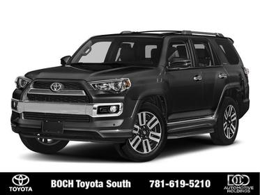 2018 Toyota 4Runner LIMITED 4WD Sport Utility