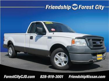 2005 Ford F-150 XL 2dr Standard Cab XL RWD Styleside 6.5 ft. SB Forest City NC