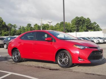 2017 Toyota Corolla L Greensboro NC