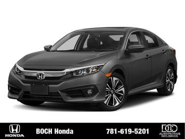 2018 Honda Civic EX-L CVT Norwood MA