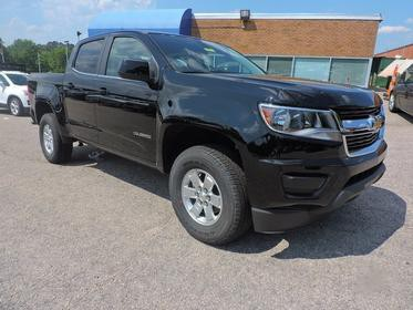 2018 Chevrolet Colorado WORK TRUCK Raleigh NC