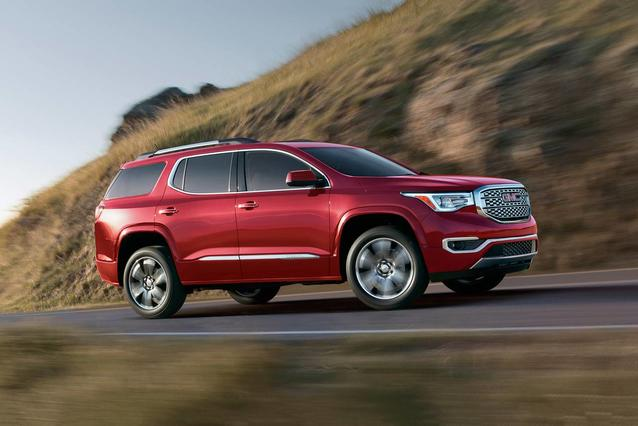 2019 GMC Acadia SLT SUV North Charleston SC