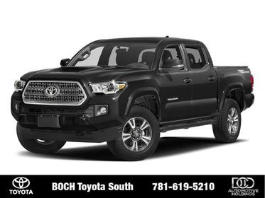 2018 Toyota Tacoma TRD SPORT DOUBLE CAB 5' BED V6 4X4 Crew Cab Pickup
