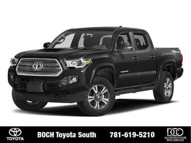 2018 Toyota Tacoma TRD SPORT DOUBLE CAB 5' BED V6 4X4 Crew Cab Pickup North Attleboro MA
