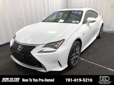 2015 Lexus RC 350 2DR CPE AWD Norwood MA