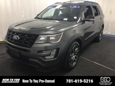2016 Ford Explorer 4WD 4DR SPORT Norwood MA