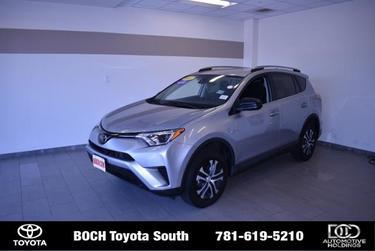 2017 Toyota RAV4 LE Sport Utility North Attleboro MA