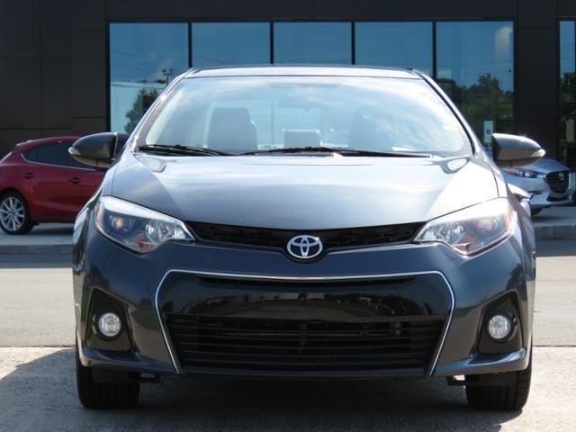 2015 Toyota Corolla S Slide
