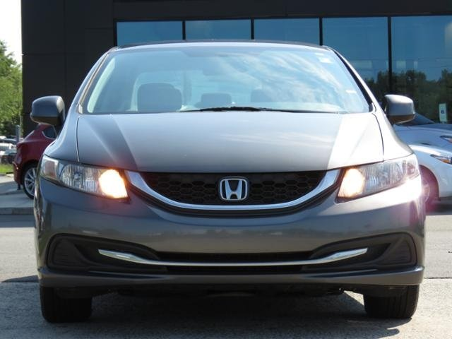 2013 Honda Civic Sdn LX Slide