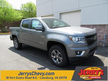 2018 Chevrolet Colorado 4WD Z71  VA