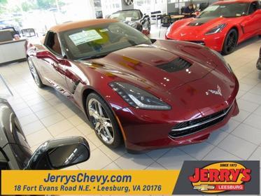 2019 Chevrolet Corvette 2LT  VA