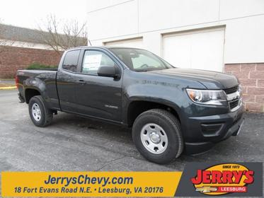 2018 Chevrolet Colorado 4WD WORK TRUCK  VA